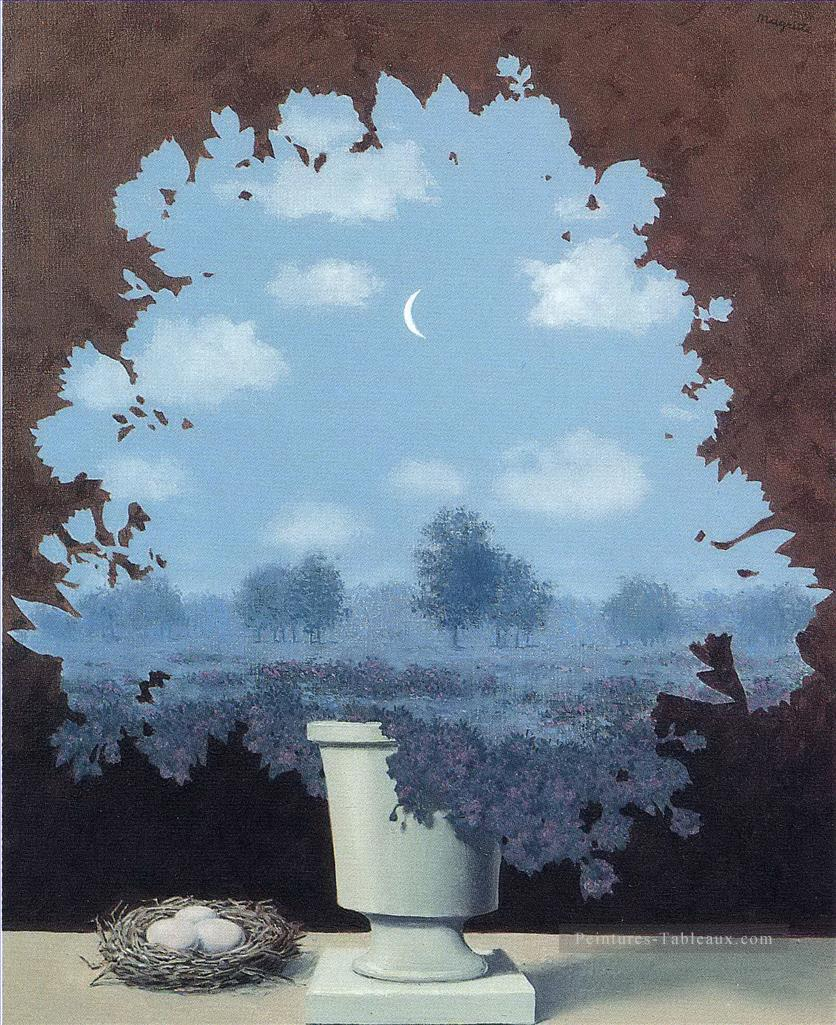 the-land-of-miracles-1964-Rene-Magritte
