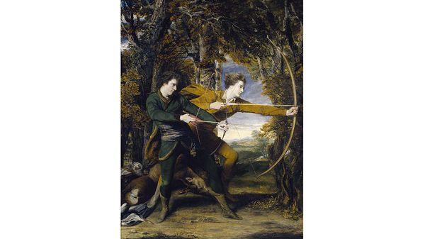 Les-archers-J.Reynolds